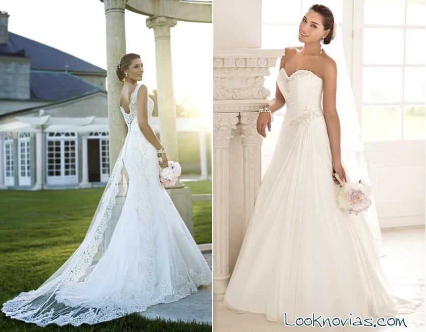 Precio vestido novia stella york