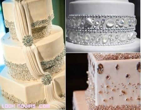 Deslumbra a todos con una tarta de joyas