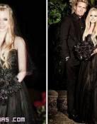 La boda original de Avril Lavigne