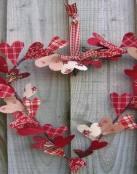 Decorar tu boda con coronas de flores