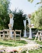 Cortinas para la decoración de tu boda