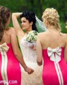 Un color romántico para tu boda: el rosa