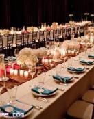 Rompiendo el protocolo en el banquete