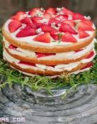 Naked Cakes para las bodas más modernas