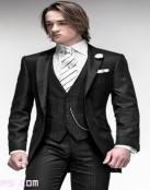 Diferentes nudos para la corbata del novio