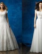 Nuevos y sencillos vestidos muy elegantes