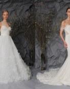Sencillez y originalidad en los trajes de novia por Austin Scarlett