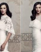 Boleros elegantes para novia