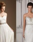 Dale un nuevo aire a tu vestido con un cinturón de novia