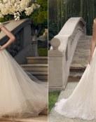 Casablanca Bridal y su colección otoñal