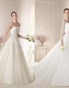White One y su colección de novias 2015