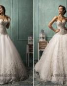 Amelia Sposa nos hace soñar con estos vestidos de novia