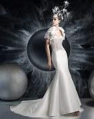 Colección de novia futurista gracias a Jaiis