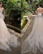 Una colección de novia con nombre primaveral