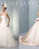 La originalidad se transforma en vestidos para novias