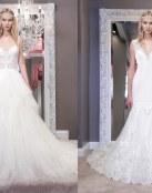 Una colección de novia que brillará como un diamante