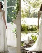 6 vestidos para novia llenos de romanticismo