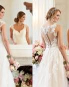 Los más originales escotes en los vestidos de novia