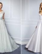 6 tipos de escote para las novias 2016