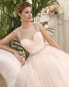 Los mejores escotes en los vestidos Fara Sposa