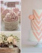Inspírate en el rosa para decorar tu boda