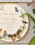 Invitaciones de boda Claire Pettibone
