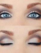 ¿Smokey eyes para novias?