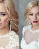 Maquillaje para novia moderno y elegante