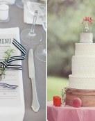 Más ideas para tu boda minimalista