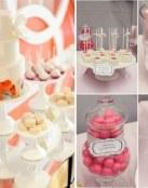 Mesas dulces para tu boda