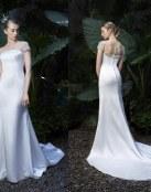 Los mejores vestidos rectos de Miquel Suay