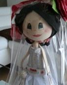Muñecas personalizadas para bodas