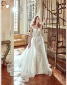 6 vestidos de novia espectaculares para el 2017