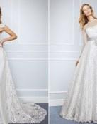Novedades románticas en los vestidos Blumarine