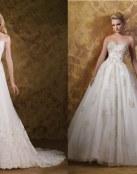 Impresionantes vestidos de James Clifford