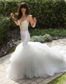Vestidos originales para novia Zahavit Tshuba