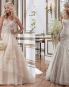 De nuevo la belleza aparece en los vestidos de Alexander