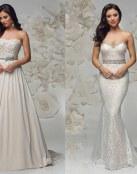 Novedades en los vestidos de novia Cristiano Lucci