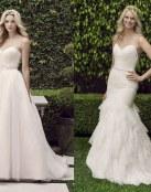 Nuevos vestidos para novias gracias a Casablanca