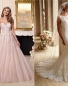Novedades en los vestidos de novia Stella York