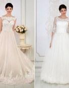 Asombrosos vestidos de Gino Cerruti