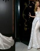 La nueva colección de novia de Simone Carvalli