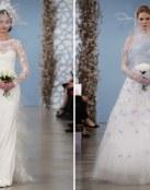 Un repaso por los vestidos de Óscar de la Renta