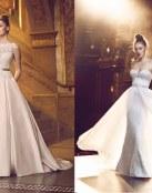 Nuevas ideas para novia de Paloma Blanca