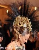 Peinados de la gala MET 2013