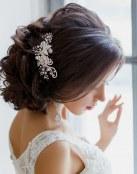 Recogidos de novia flojos y naturales
