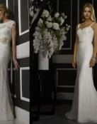 4 vestidos de Robert Bullock
