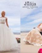 Segunda colección 2017 de las novias más elegantes