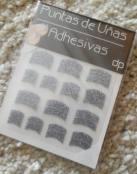 Adhesivos para uñas de fiesta