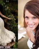 Seis tips para elegir tu peinado de novia